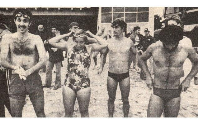 Triathlon San Diego 1974