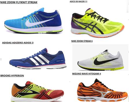 oferta más baratas elegir despacho Compensa ser más rápido con zapatillas más ligeras y aumentar el ...